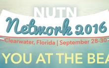 ANNUAL CONFERENCE: NUTN NETWORK 2016