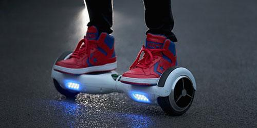 """No, Hoverboards Aren't """"Illegal"""" In New York City"""