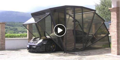 Garage Fold Up